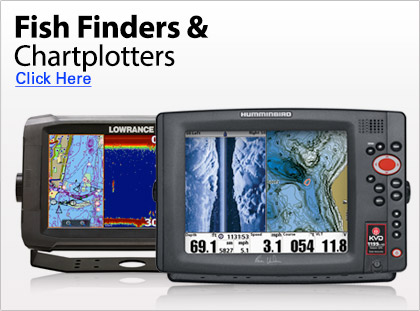 Fish Finders Chartplotters
